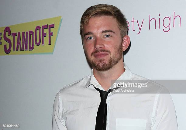 Actor Chandler Massey attends the premiere of 'The Standoff' at Regal LA Live A Barco Innovation Center on September 8 2016 in Los Angeles California