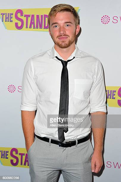 Actor Chandler Massey attends the premiere of Vision Films' 'The Standoff' at Regal LA Live A Barco Innovation Center on September 8 2016 in Los...