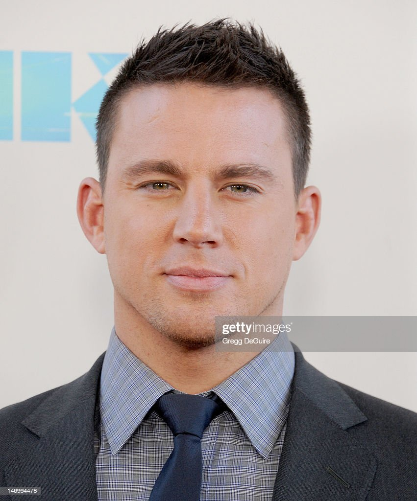 Actor Channing Tatum arrives at the 2012 Los Angeles Film Festival closing night gala premiere of 'Magic Mike' at Regal Cinemas L.A. Live on June 24, 2012 in Los Angeles, California.