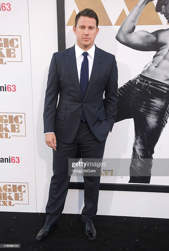 "Los Angeles World Premiere of Warner Bros. Pictures' ""Magic Mike XXL"""