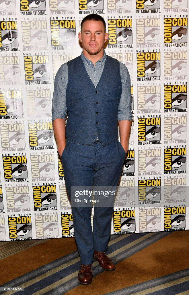 "Comic-Con International 2017 -  ""Kingsman: The Secret Service"" Press Line"