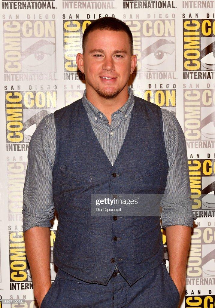 "Comic-Con International 2017 -  ""Kingsman: The Secret Service"" Press Line"