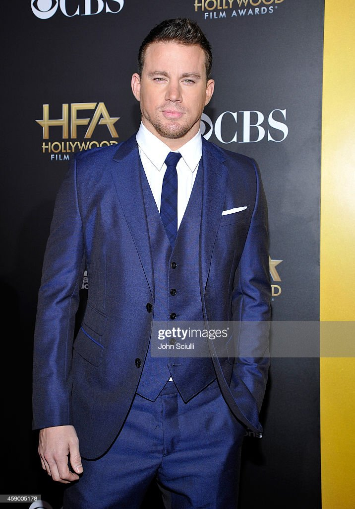 Actor Channing Tatum attends the 18th Annual Hollywood Film Awards at The Palladium on November 14, 2014 in Hollywood, California.