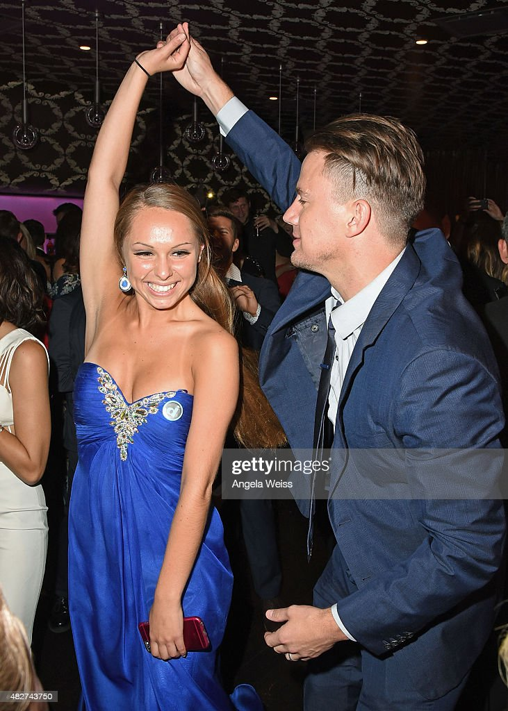 Actor Channing Tatum attends the 5th Annual Celebration of Dance Gala presented By The Dizzy Feet Foundation at Club Nokia on August 1, 2015 in Los Angeles, California.
