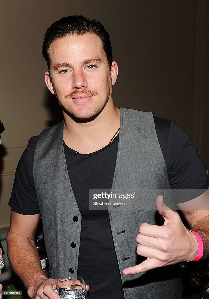 Actor Channing Tatum attends the Awards Night Show & Party during the 2010 Tribeca Film Festival at the W New York - Union Square on April 29, 2010 in New York City.
