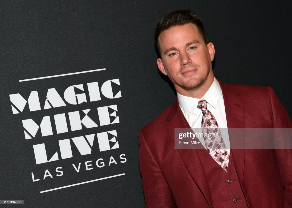 """Magic Mike Live Las Vegas"" Grand Opening"
