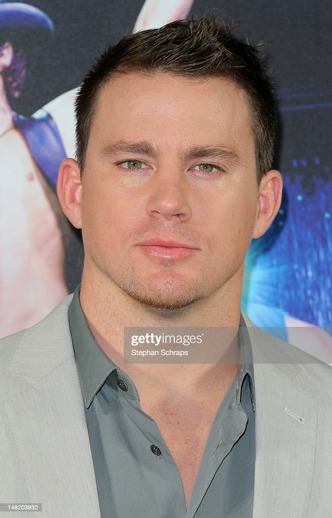 Actor Channing Tatum attends the 'Magic Mike' photocall at the Hotel De Rome on July 12, 2012 in Berlin, Germany.