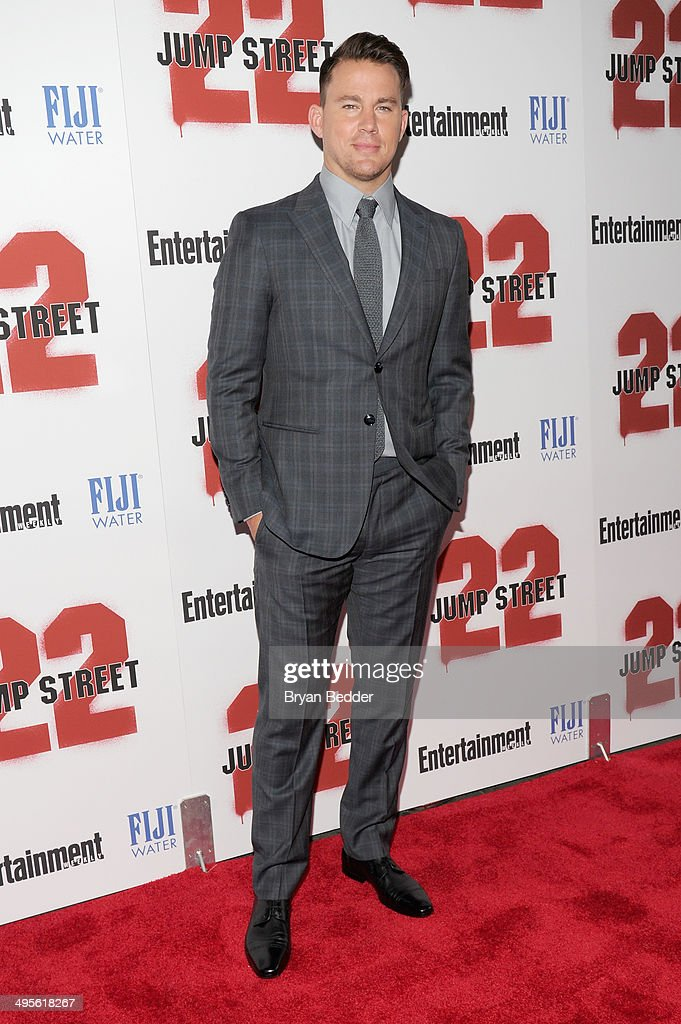 """22 Jump Street"" New York Screening Hosted By FIJI Water : News Photo"