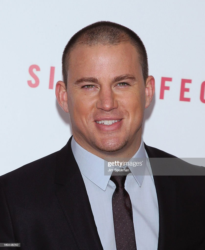Actor Channing Tatum attends the Open Road With The Cinema Society And Michael Kors Host The Premiere Of 'Side Effects' at AMC Lincoln Square Theater on January 31, 2013 in New York City.