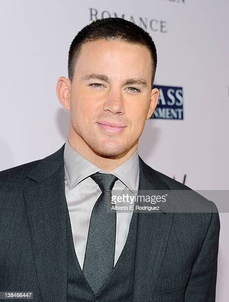 Actor Channing Tatum attends the premiere of Sony Pictures' The Vow at Grauman's Chinese Theatre on February 6 2012 in Hollywood California