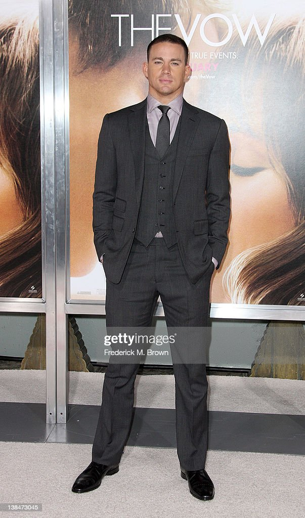 """Premiere Of Sony Pictures' """"The Vow"""" - Arrivals : News Photo"""