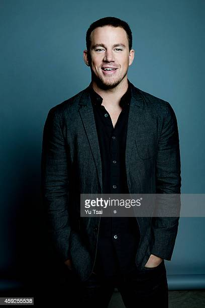 Actor Channing Tatum is photographed for Variety on September 6 2014 in Toronto Ontario