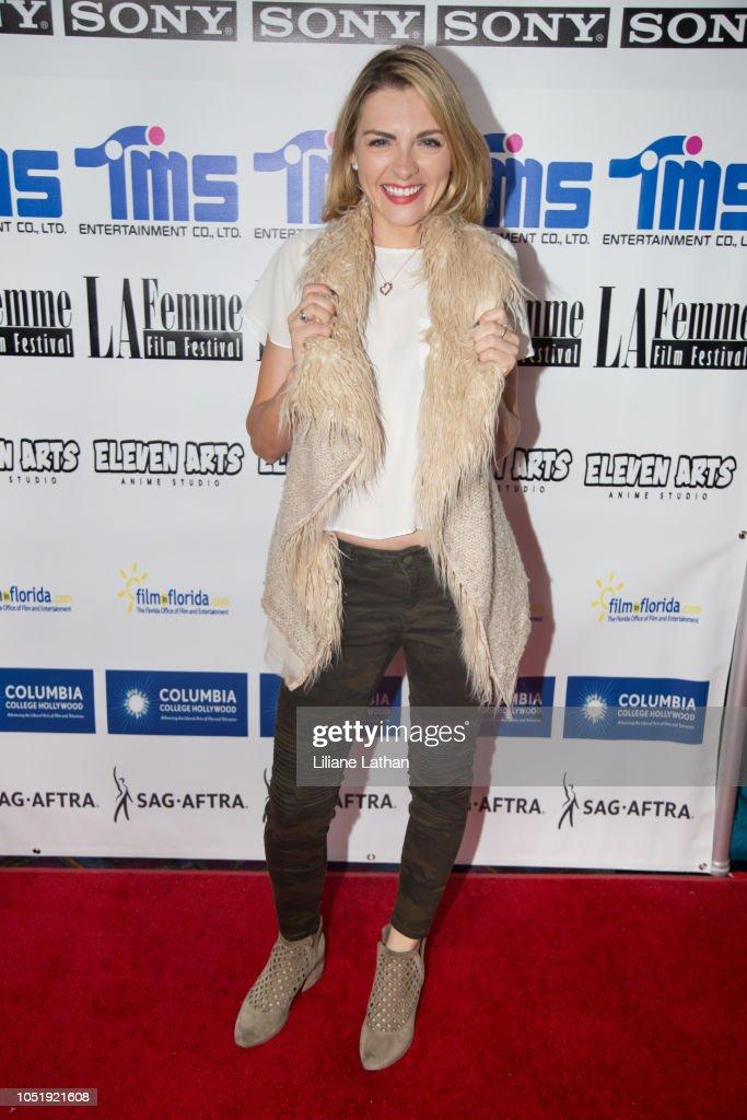 "2018 LA Femme International Film Festival - ""Plastic Daydream"" Premiere : News Photo"