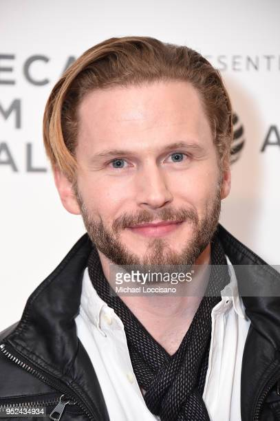 Actor Charles Aitken attends the premiere of Summertime with Tribeca Talks Storytellers during the 2018 Tribeca Film Festival at BMCC Tribeca PAC on...