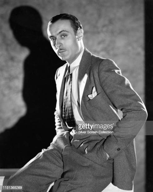 Actor Charles Boyer circa 1940