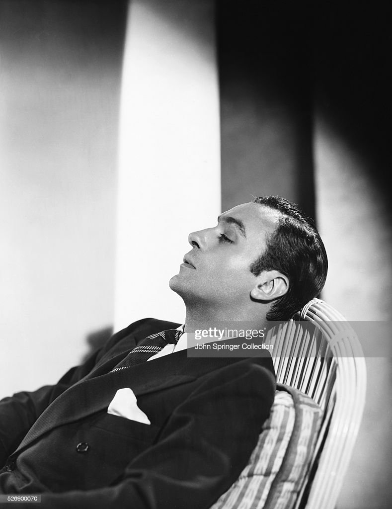 Actor Charles Boyer