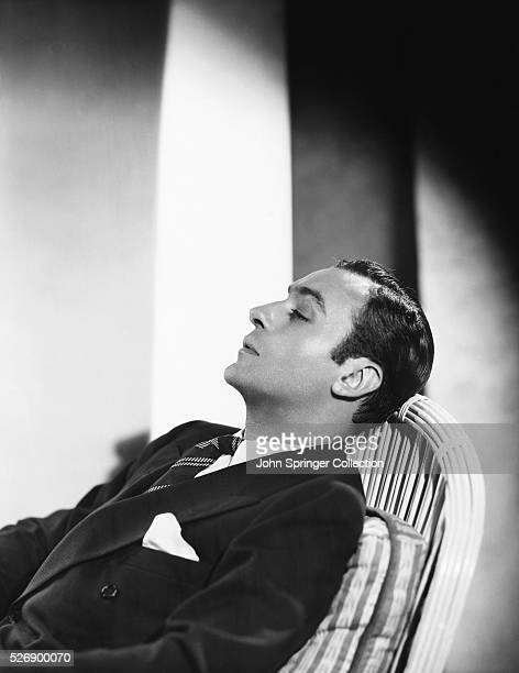 Actor Charles Boyer