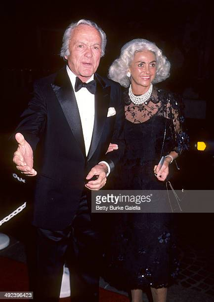 Actor Charles Buddy Rogers and wife Beverly Ricondo attend the Sixth Annual Carousel Ball to Benefit the Barbara Davis Center for Childhood Diabetes...