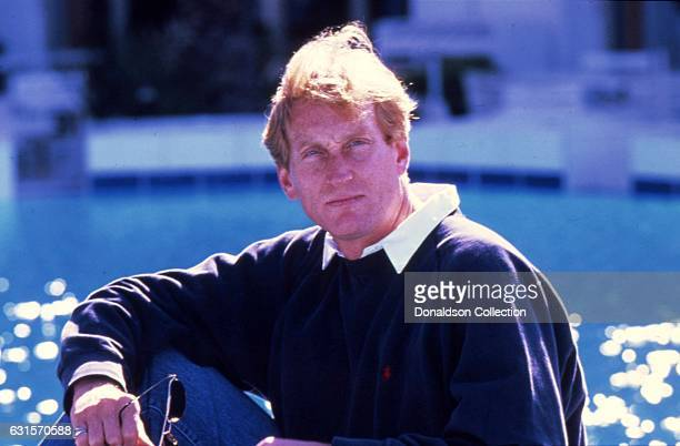 Actor Charles Dance at the Cannes Film Festival in circa 1985 in Cannes France