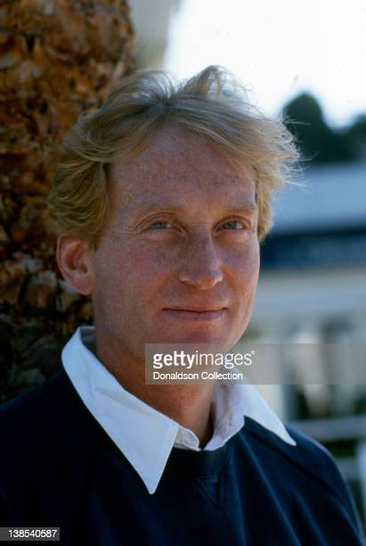 Actor Charles Dance poses for a portrait in circa1985 in Los Angeles California