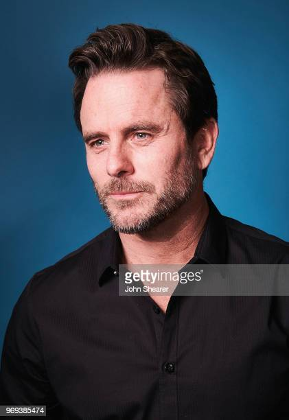 Actor Charles Esten poses in the portrait studio at the 2018 CMA Music Festival at Nissan Stadium on June 7 2018 in Nashville Tennessee