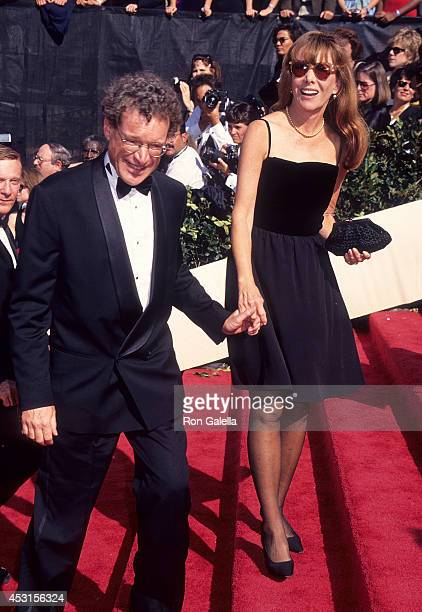 Actor Charles Kimbrough and actress Beth Howland attend the 45th Annual Primetime Emmy Awards on September 19 1993 at the Pasadena Civic Auditorium...