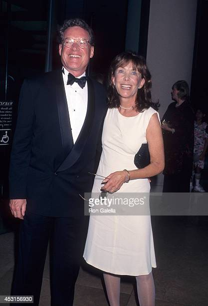 Actor Charles Kimbrough and actress Beth Howland attend the First Annual American Comedy Honors on August 23 1997 at the Beverly Hilton Hotel in...
