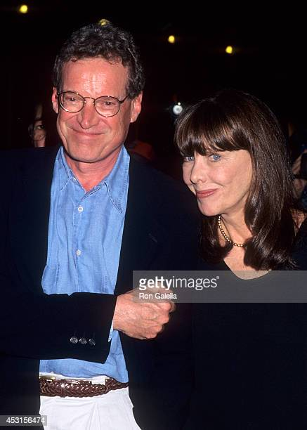 Actor Charles Kimbrough and actress Beth Howland attend The Hunchback of Notre Dame New York City Premiere on June 20 1996 at the Ziegfeld Theatre in...