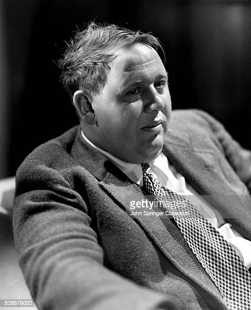 Actor Charles Laughton