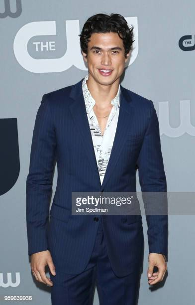 Actor Charles Melton attends the 2018 CW Network Upfront at The London Hotel on May 17 2018 in New York City