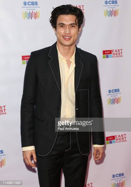 Actor Charles Melton attends the East West Players Culture Shock 53rd Anniversary Visionary Awards Fundraiser at Hilton Universal City on April 15...