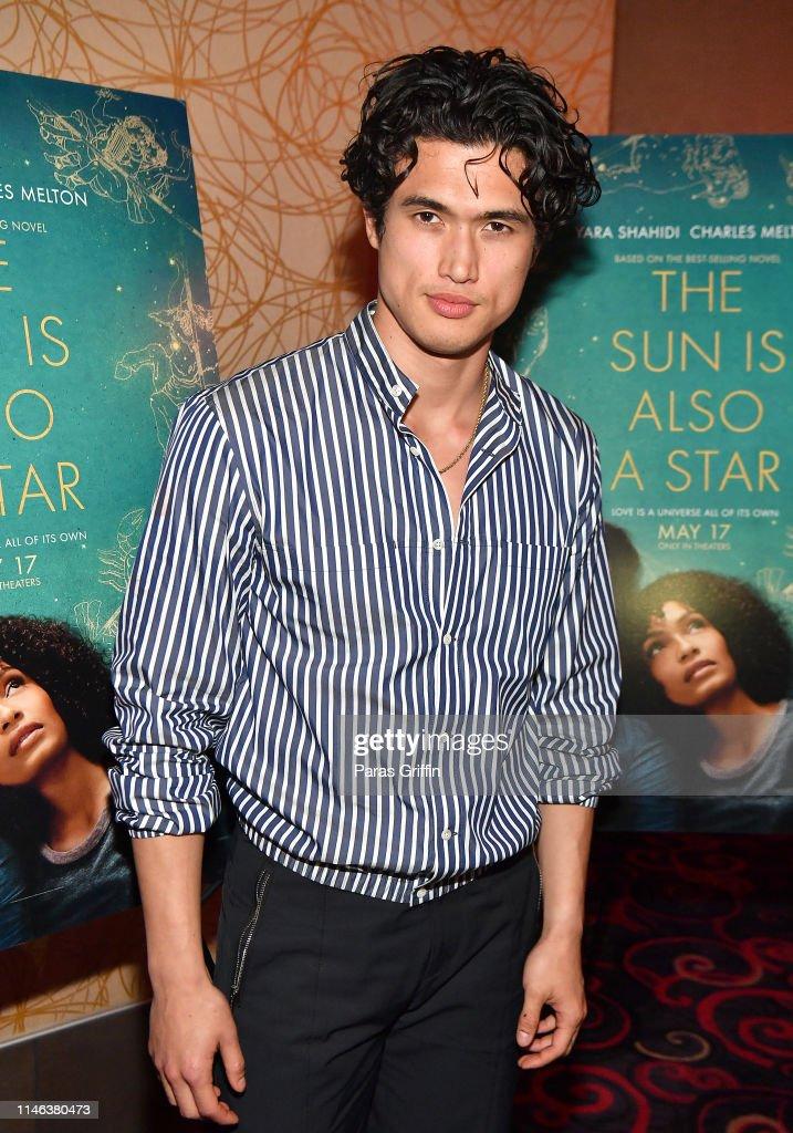 """The Sun Is Also A Star"" Atlanta Screening : News Photo"