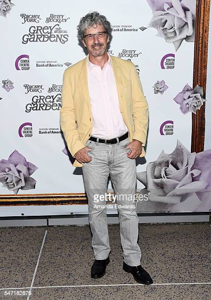 """Actor Charles Shaughnessy arrives at the opening night of """"Grey Gardens"""" The Musical at the Ahmanson Theatre on July 13, 2016 in Los Angeles,..."""