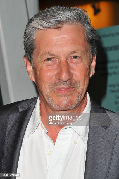 """Actor Charles Shaughnessy attends the opening night of Fiasco Theater's production of """"Into The Woods"""" at Ahmanson Theatre on April 5, 2017 in Los..."""