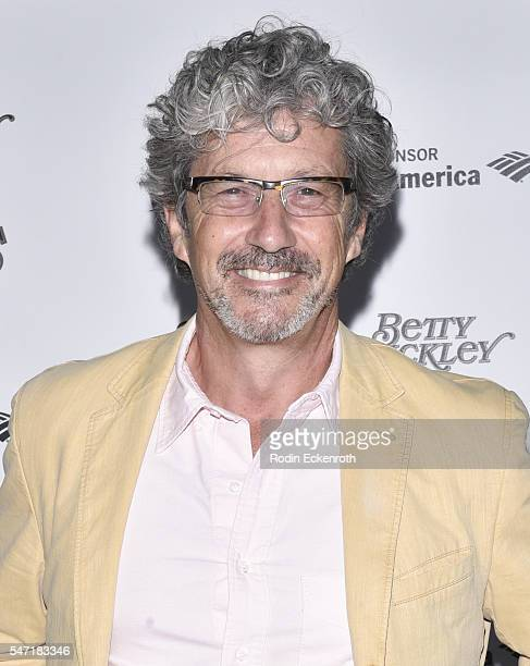 """Actor Charles Shaughnessy attends the opening night of """"Grey Gardens"""" The Musical at Ahmanson Theatre on July 13, 2016 in Los Angeles, California."""
