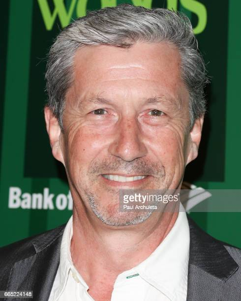 """Actor Charles Shaughnessy attends the opening night of """"Into The Woods"""" at Ahmanson Theatre on April 5, 2017 in Los Angeles, California."""