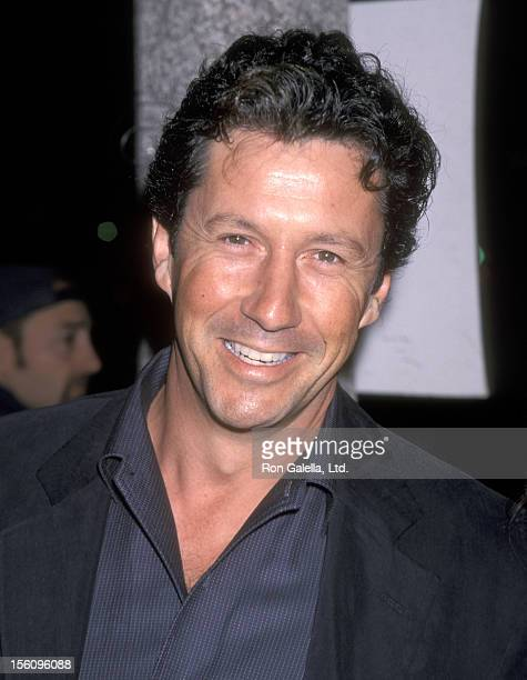 Actor Charles Shaughnessy attends the 'Pleasantville' Westwood Premiere on October 19 1998 at Mann National Theatre in Westwood California
