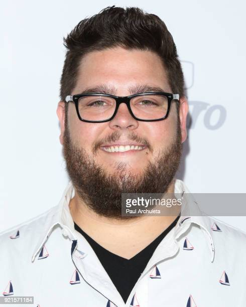 Actor Charley Koontz attends OK Magazine's Summer kickoff party at The W Hollywood on May 17 2017 in Hollywood California