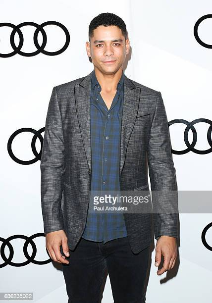 Actor Charlie Barnett attends the Audi Celebration for the 68th Emmys at The Catch on September 15 2016 in West Hollywood California