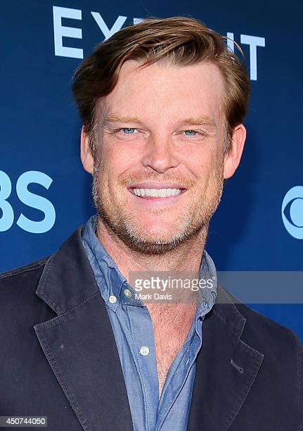Actor Charlie Bewley attends Premiere Of CBS Television Studios Amblin Television's Extant at California Science Center on June 16 2014 in Los...