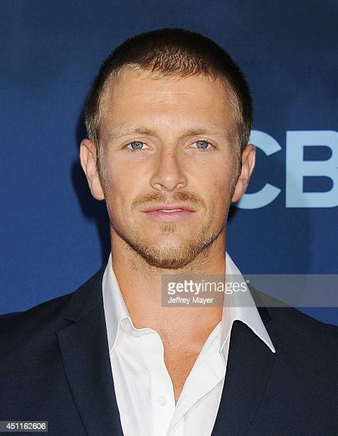 Actor Charlie Bewley attends the Premiere Of CBS Films' 'Extant' at California Science Center on June 16 2014 in Los Angeles California
