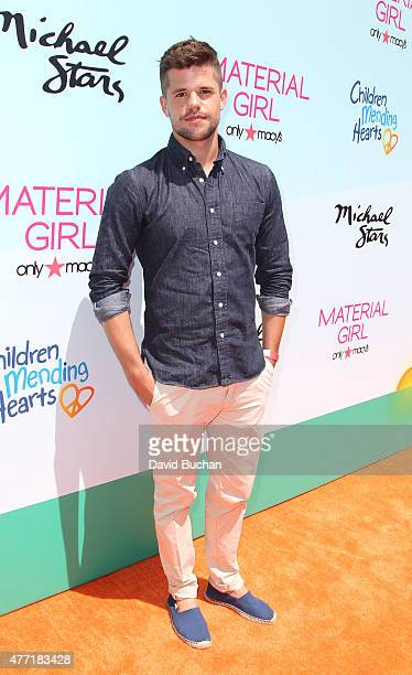 Actor Charlie Carver attends the Children Mending Heart's 7th Annual Empathy Rocks Fundraiser on June 14 2015 in Malibu California