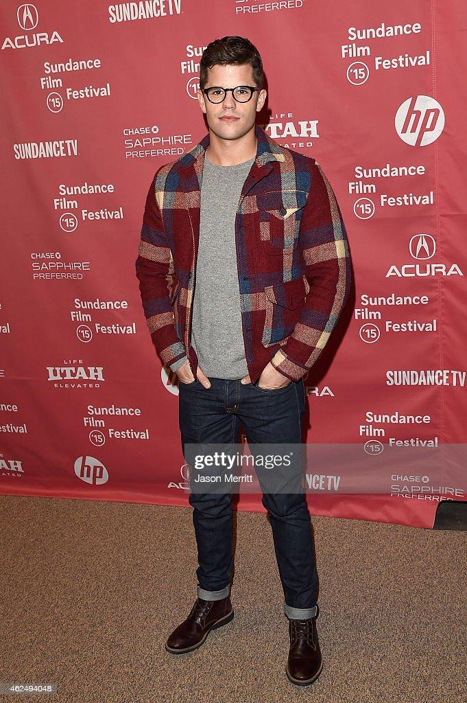 """""""I Am Michael"""" Premiere - Arrivals - 2015 Sundance Film Festival"""