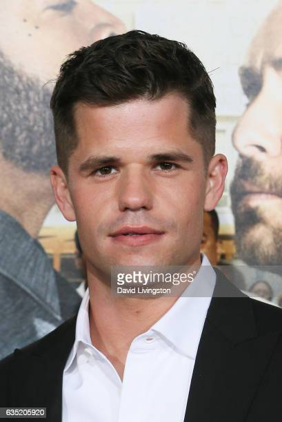 Actor Charlie Carver attends the premiere of Warner Bros Pictures' 'Fist Fight' at Regency Village Theatre on February 13 2017 in Westwood California