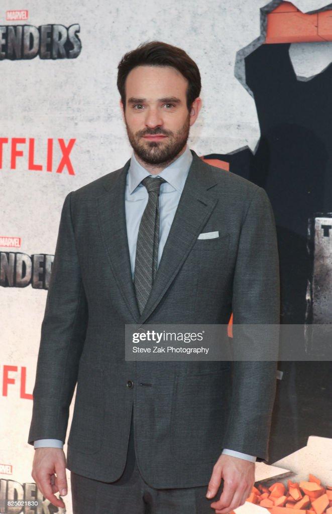 """Marvel's The Defenders"" New York Premiere : Foto jornalística"