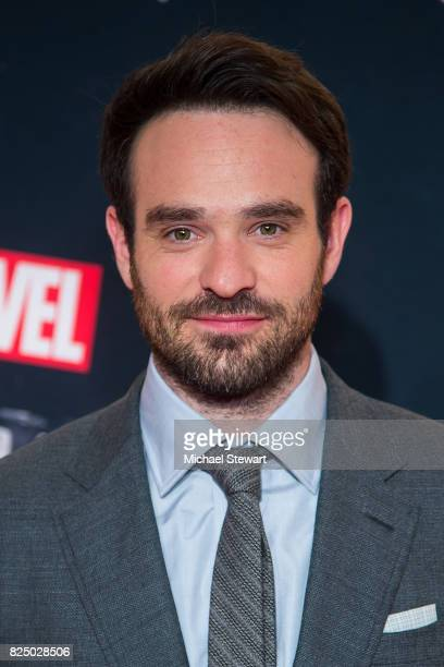 Actor Charlie Cox attends the 'Marvel's The Defenders' New York premiere at Tribeca Performing Arts Center on July 31, 2017 in New York City.