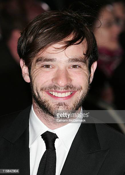 Actor Charlie Cox attends the National Movie Awards at the Royal Festival Hall on September 28 2007 in London England