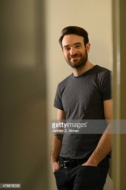 Actor Charlie Cox is photographed for Los Angeles Times on February 13 2015 in New York City PUBLISHED IMAGE