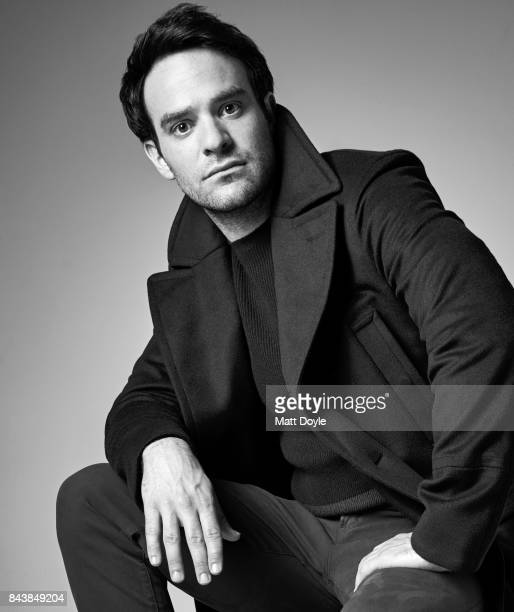 Actor Charlie Cox is photographed for Sharp Magazine on June 23 in New York City PUBLISHED IMAGE