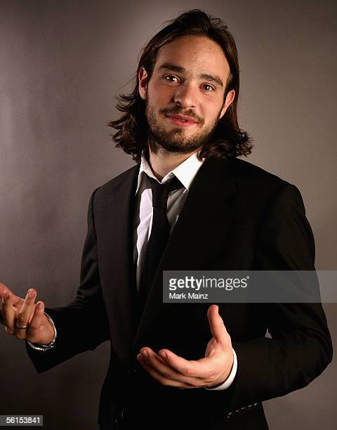 Actor Charlie Cox of the film 'Casanova' poses for a portrait during the AFI Fest 2005 presented by Audi at the Arclight Theatre November 13 2005 in...